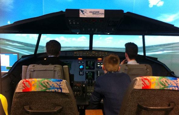 Simulateur De Vol A320 Aerocampus