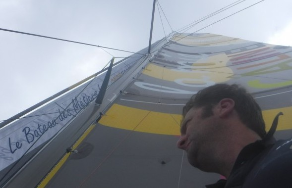 Arnaud Sous La Pluie
