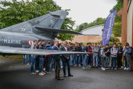 Réntrée 2017 Aérocampus 13 Septembre 2017