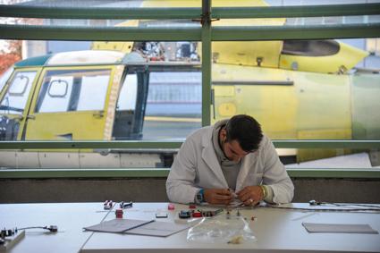 AEROCAMPUS AQUITAINE Assemblée Générale Et Inauguration Pôle Aéronautique 14-11-17