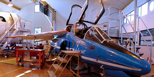 Alpha Jet Mention Complémentaire
