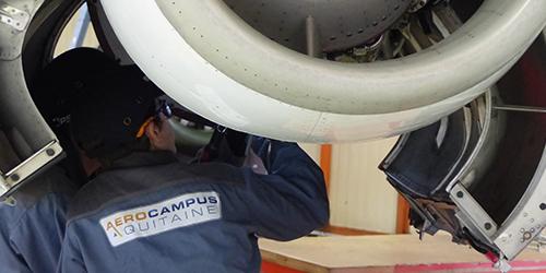 Bac Pro Aéronautique – Option Systèmes