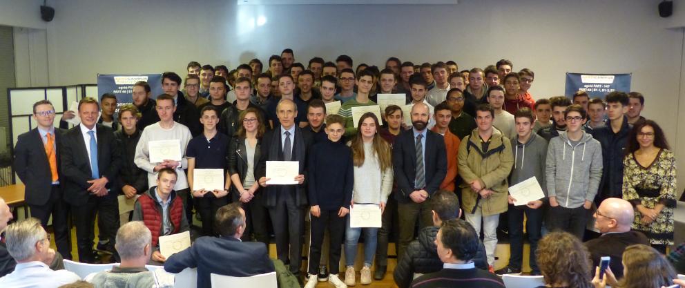 Remise Des Diplomes 2018 – AEROCAMPUS-02-01