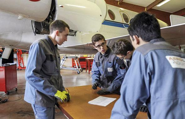 Campus Formation | Aerocampus