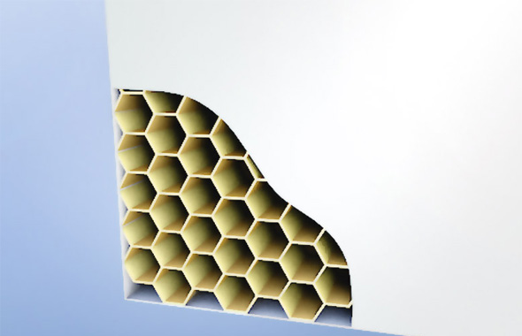 """""""HONEYCOMB"""" SPECIFIC STRUCTURAL REPAIR"""