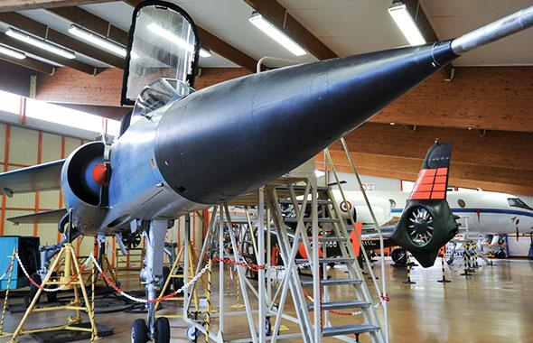 Hangar Ader Aerocampus
