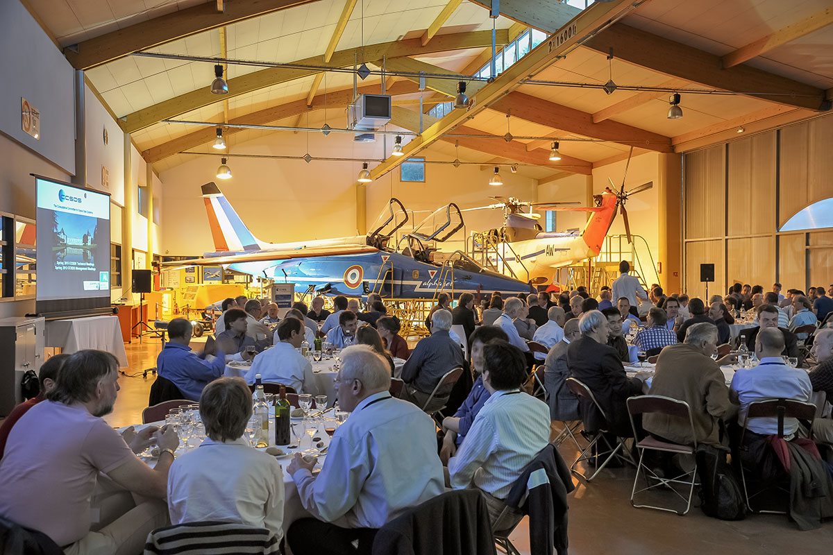 Salle De Séminaires | Restauration Aerocampus