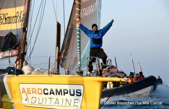 A 3rd Vendée Globe For Arnaud Boissières!