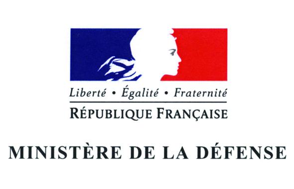 Logo Ministere Défense