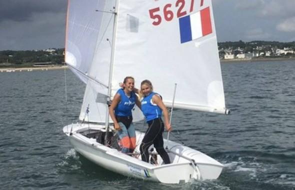 Violette DORANGE – Championne De France En 420