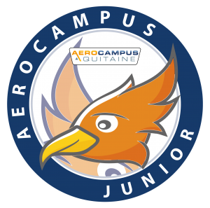 ecusson oiseau AEROCAMPUS JR-01