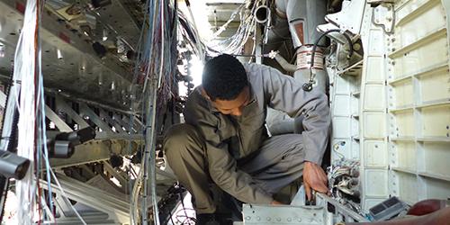 Apprentis Bac Pro Aéronautique