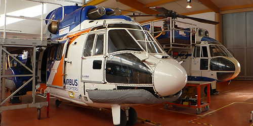 Hélicoptère Bac Pro Aéronautique
