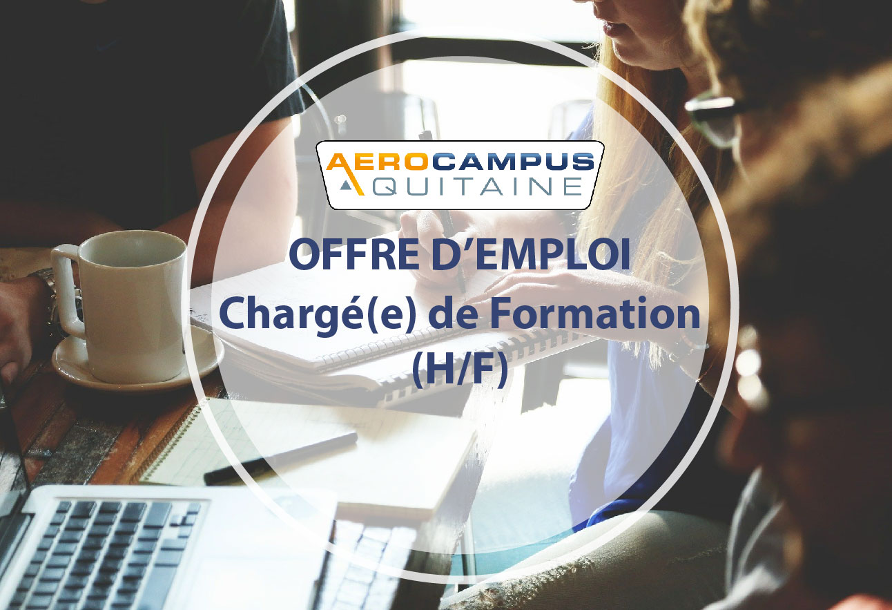 CHARGE(E) DE FORMATION (H/F)